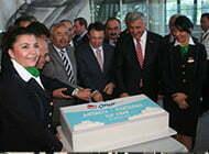 Onur Air'in Sivas-Erzincan-Antalya uçak seferleri başladı.
