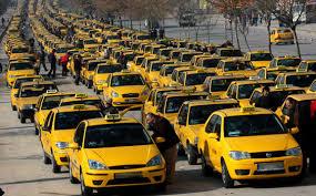 Atatürk Havalimanı Taksi ücret tarifesi