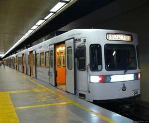 Ataturk Havalimani metro sefer saatleri
