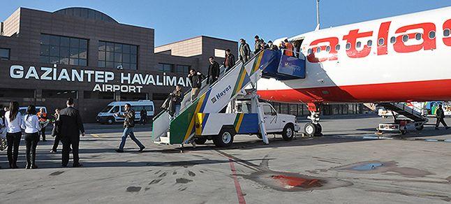Gaziantep Havalimanı'na ILS sistemi kuruldu