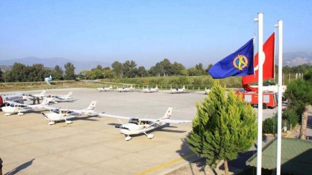 THK eğitim uçuşlarını Kastamonu Havalimanı'nda yapacak